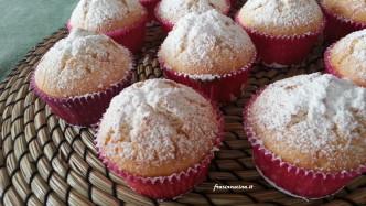 Muffin al profumo di lime
