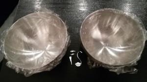 mini zuccotti gelato