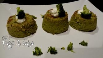 sformatini broccoli e stracchino