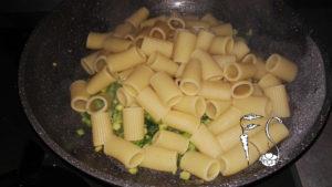 Mezze maniche broccoli e zucchine_pasta