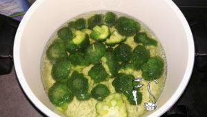 Torta salata senza glutine alle verdure_broccoli